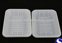 packing food plastic tray with EU/CE and SGS standard