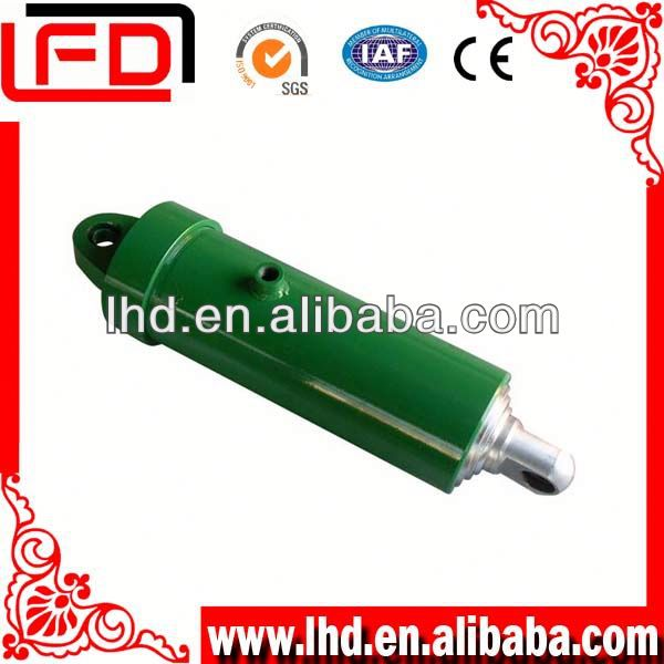 small hydraulic dump trailer telescopic cylinder for fitness equipment