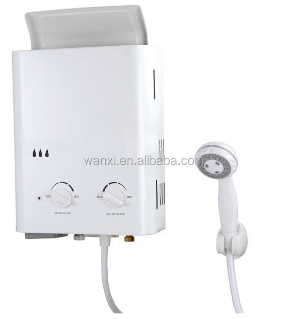 Portable Instant Hot Water : Portable l tankless instant hot water heater gas