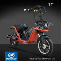 TT EEC approved smart electric scooter 2 wheel motorcycle with pedals