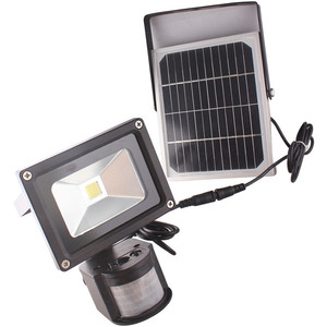 IP65 Waterproof Energy saving solar powered led flood light 50w