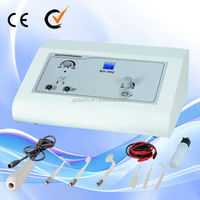 Au-302A 3 in 1 multi-funcional beauty instrument / HF Electropathy Vacuum and Spray beauty equipment