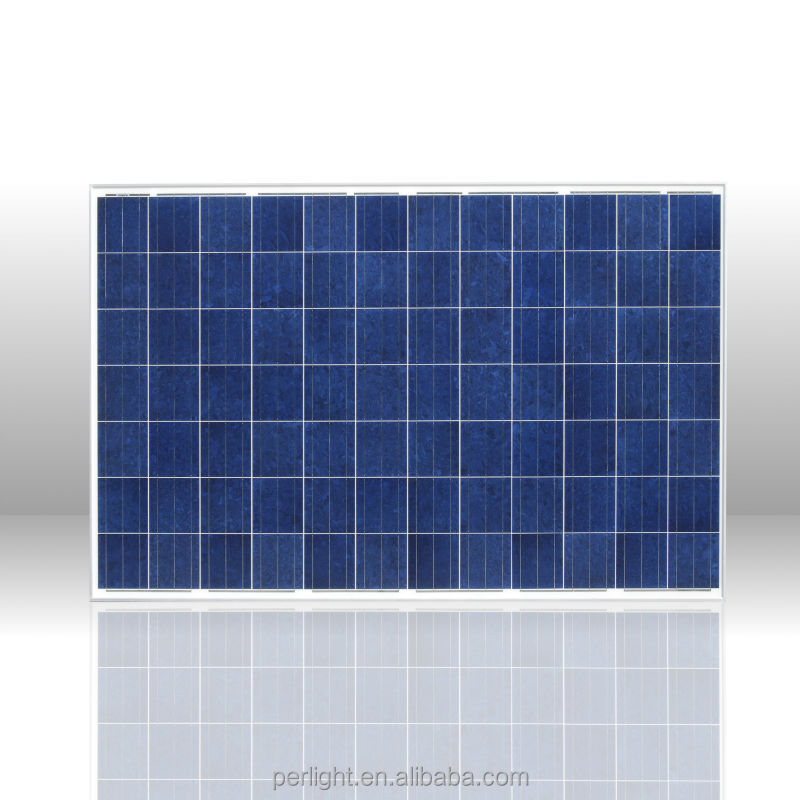 Poly PV 350W Solar panel solar home system on grid off grid aluminium module 25 years warranty new technology