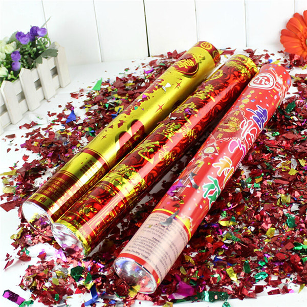 Good Selling Wedding wireless confetti cannon gun with wholesale price