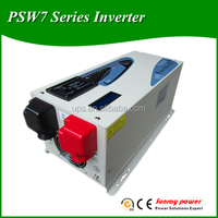 CE Certificated Power Inverter 1000W 12V 220V ,Big LCD Screen, UPS With Charger UPS