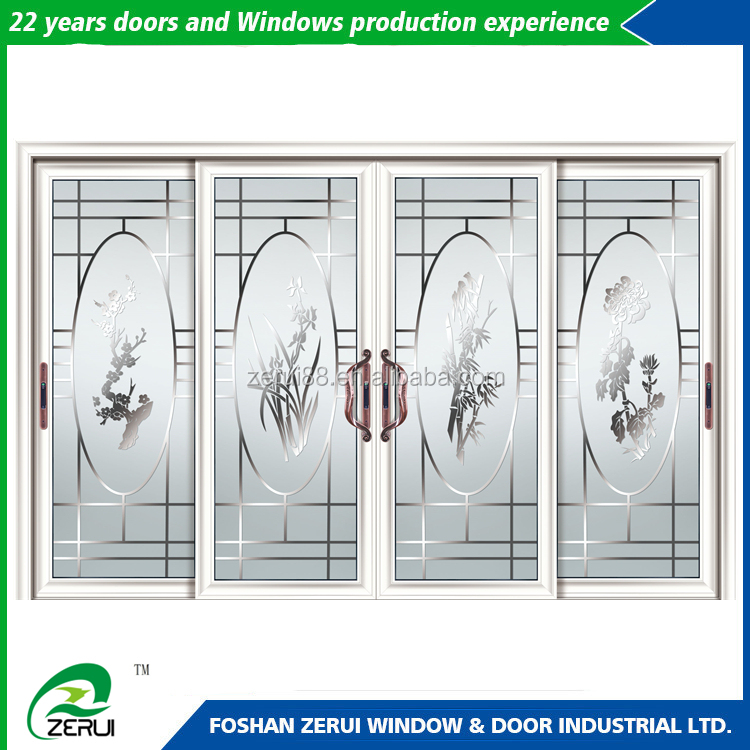 China professional window and door manufacturer aluminium alloy sliding door