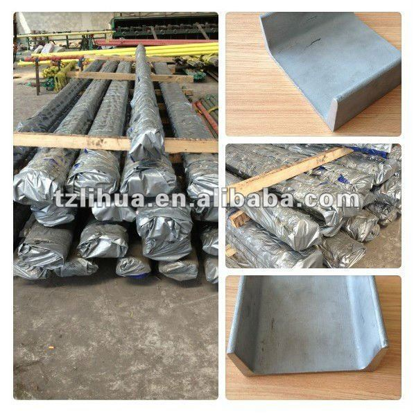 400S stainless steel channel ms bar