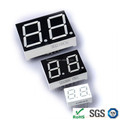 Ali factory 0.56 inch Blue color led big 7 segment 2 digit 7 segment led display for seven segment indicator