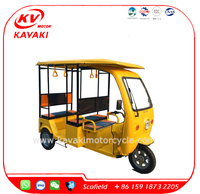 KAVAKI Auto E Rickshaw/battery Operated Three-wheeler Bajaj/tuk Tuk