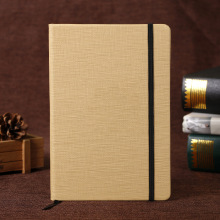 Custom Leather A5 Notebook