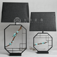 Buy Mingxing Lighting contemporary flower vase table lamp MT7079-7 ...