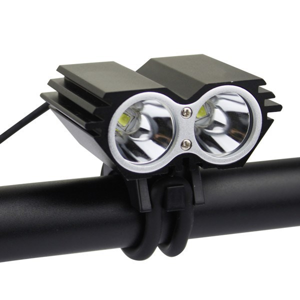 China Wholesale attractive design cree xml u2 led bike light ,cts for 2014 Europe market
