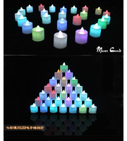 China Supplier Glowing LED Candle LED Flameless Candle