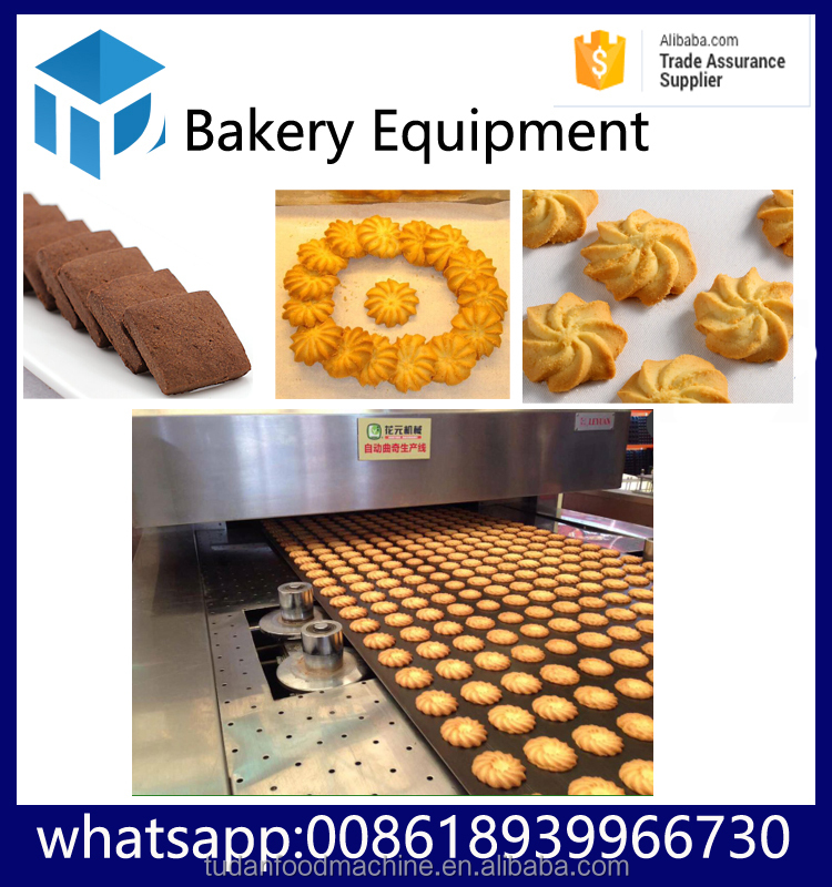 HYZDGD-800 Cookie Machine and Product Line From Professional Manufacture Biscuit Cookie Making Machine