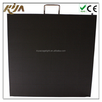 outdoor waterproof high quality p6 p8 p10 advertising led screen/outdoor advertising led display screen