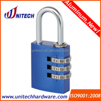 25mm 3 digit luggage locks,high quality,good for promotion