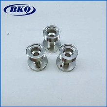 High precision Aluminum CNC machining parts with3/4/ 5 axis