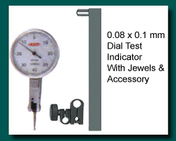 Dial Test Indicator With Jewels And Accessory understanding and selecting well