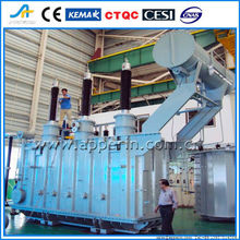 220KV oil immersed voltage power Transformer two types of transformer