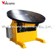 Tilting Welding turning table