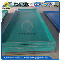 Non-stick plastic cooler liner/ plastic liner plate/ HDPE liner for mining