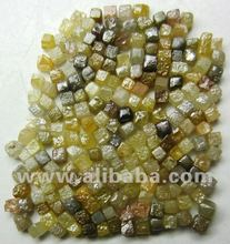 Natural loose Congo cubes rough diamonds from South Africa