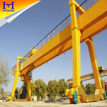 A-frame double girder gantry crane 100 ton for sale
