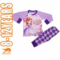 child garment wholesale price apparel fancy cute pajamas for girls