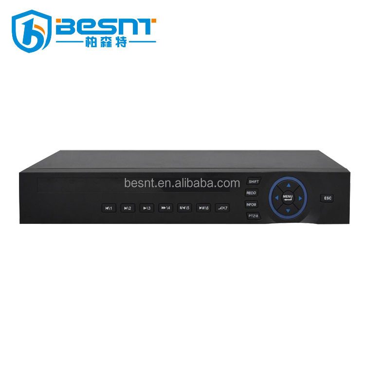 720P 4ch AHD playback DVR Use Kit Dvr for AHD Analog camera one DVR BS-T04