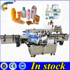 square bottle labeling machine/flat labeling machine