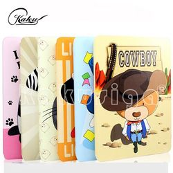 new arrive cute smart PU leather for child proof tablet case