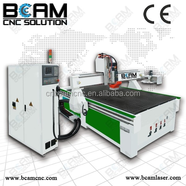 auto tool changer for funiture industy good quality for sale High-end CNC router BCM1325D