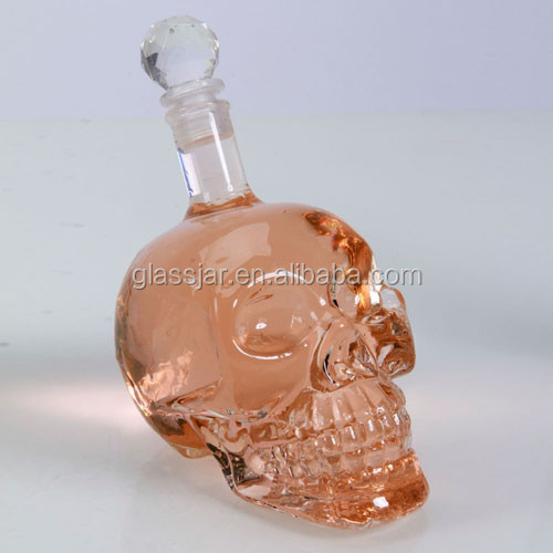 Crystal Head Vodka Glass Skull Bottle 400ml