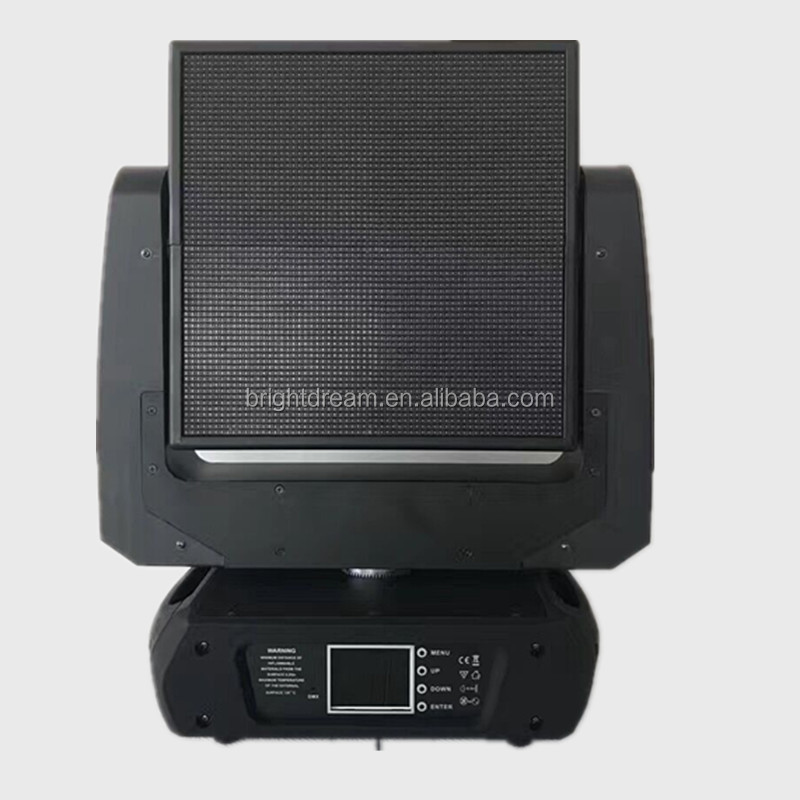 2017 new products p5 led module 64X64 magic pixel moving head screen led stage light for sale