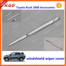 toyota rush 2008 ~2014 terios rear windshield wiper cover for toyota rush parts wiper cover for toyota rush accessories