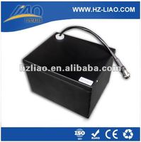 Factory directly sale 12V 130Ah lithium ion electric car battery