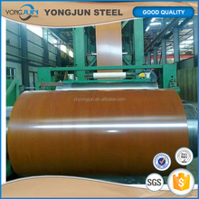 Color Coated PPGI Steel Coil For Wall Paper Used