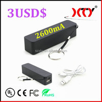 2200 mah mini perfume portable power bank do wholesale business