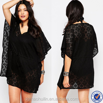 women swimwear coverup kaftan beach black crochet kaftan plus size kaftans
