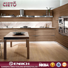 Wholesale cheap color combinations base partical board carcase kitchen cabinet for sale