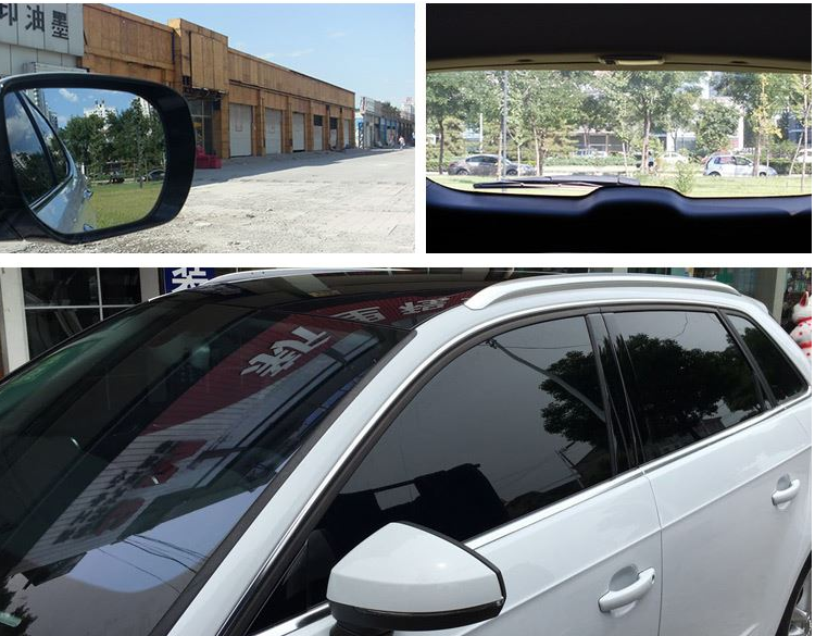 High quality huper optik nano ceramic window tint black 99% UV Cut 100% Ir Blockout Heat Resistant film