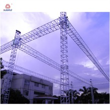 Aluminum stage truss outdoor tent truss system