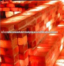HIMALAYAN ROCK SALT LAMPS, SALT BRICKS, TILES