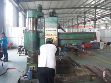 Drilling (Wire Mesh Equipment)
