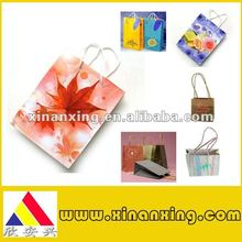 2012 chinese paper bag ,cartoon paper bag with beautiful design,craft paper bags