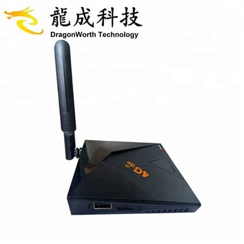 smart tv android tv box with 4G lte RK3229 2G 16G android 7.1 live box with 4G sim card