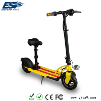 2016 new product 2 wheel electric scooter 10 inch self balance scooter