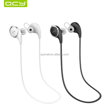 QCY V4.1 made in china bluetooth headset wireless for all phone stereo headphone Voice command for picking up/rejecting calling