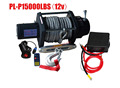 Electric tractor winch 15000lbs for truck off road good quality competitive price