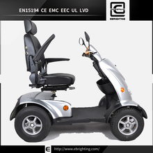 small outdoor electric tricycle BRI-S05 big wheel folding scooterac-01